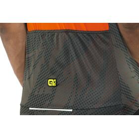 Alé Cycling Formula 1.0 Ultimate Short Sleeve Jersey Men black-fluo orange